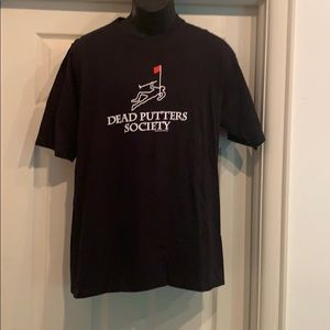 Other - Dead Putter Society funny golf t-shirt